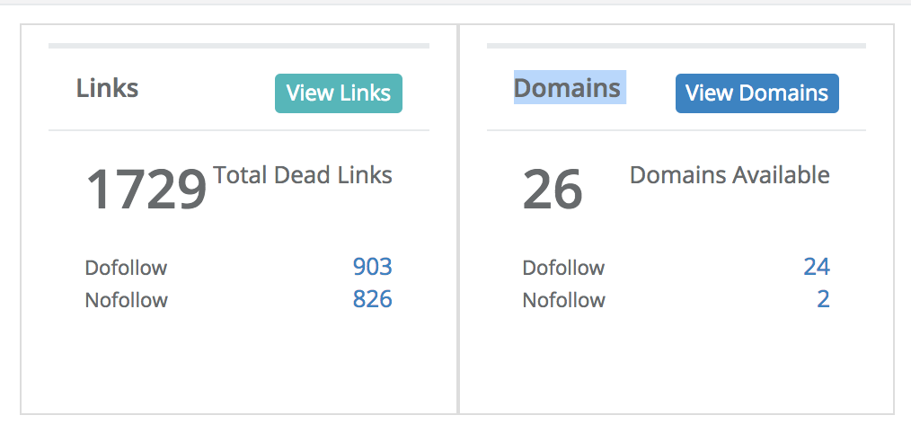 Manage Domain Name Portfolio